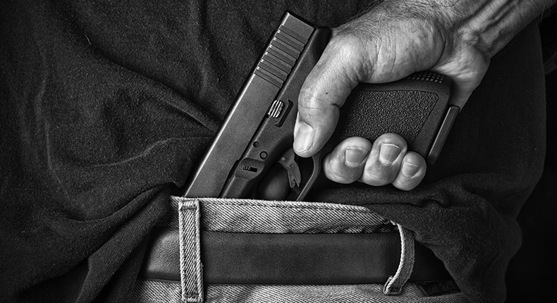 Gun & Weapon Charges in Charleston and Columbia SC